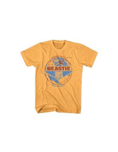 Beastie Boys Around The World Tour Mens T-Shirt