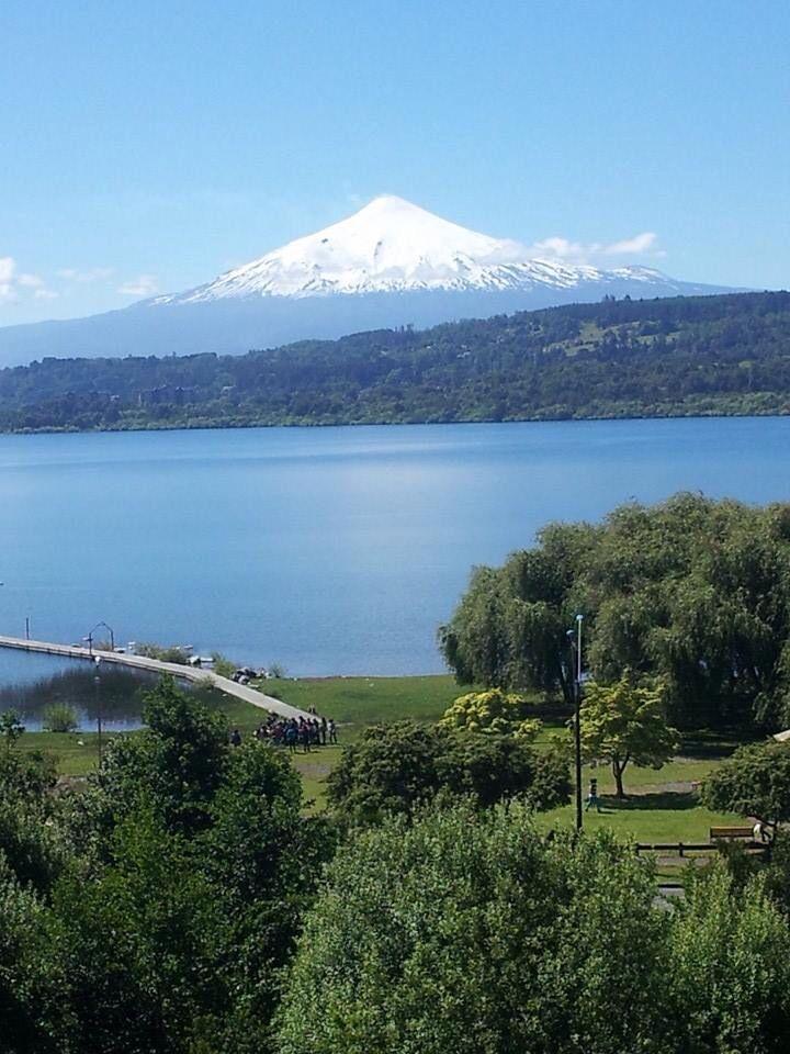 Volcán Villarrica, Araucania, Chile