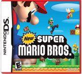 Check out New Super Mario Bros. via Club Nintendo