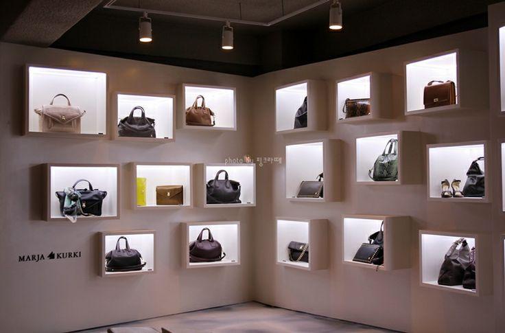Seoul handbag shop. #marjakurki [MARJA KURKI] 마리아꾸르끼 가방 컬렉션 런칭@신사동 가로수길 : 네이버 블로그