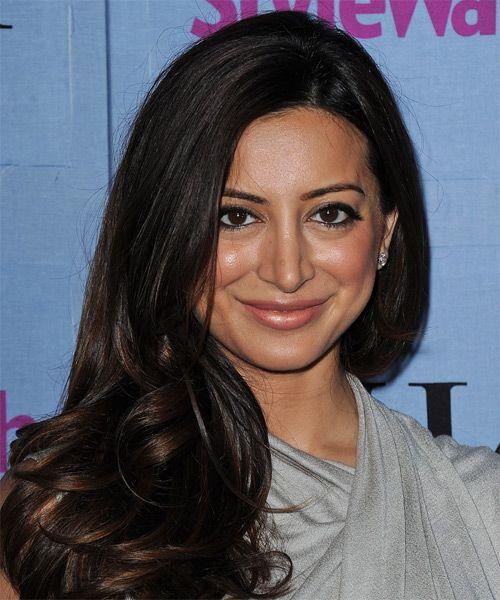 Noureen DeWulf Hairstyle new
