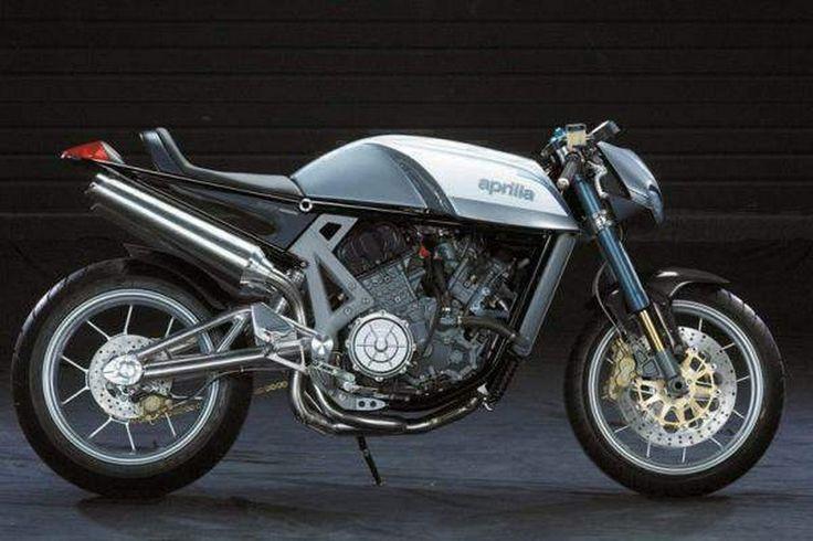 aprilia tuono cafe racer 01 | motorcycle | pinterest | caféracers