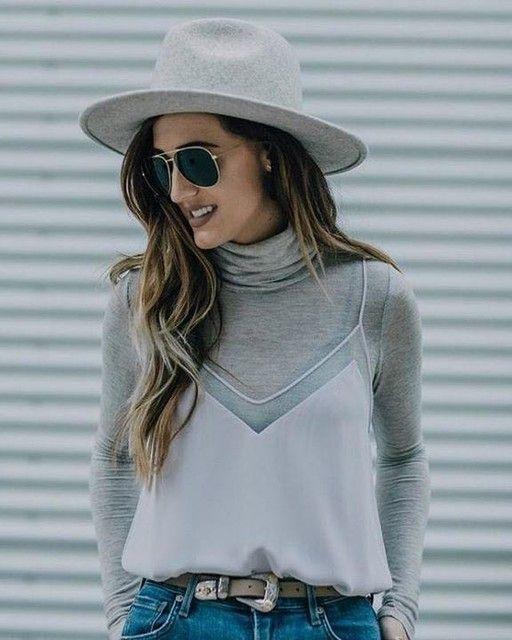Layering goals via Paige Frandsen