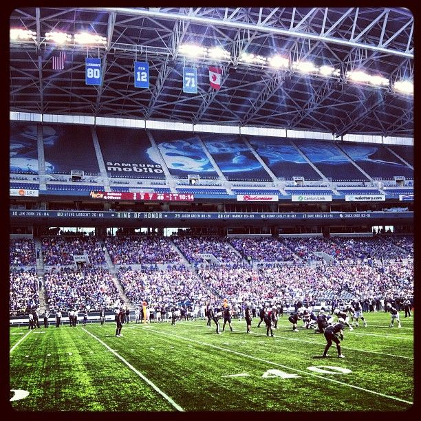 2012 Spring Game at CenturyLink Field!