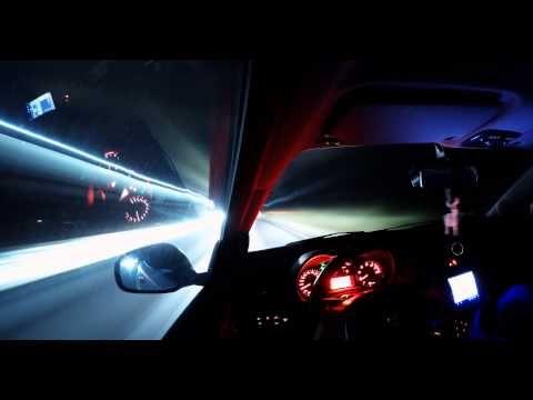 GoPro Hero 4: Night Lapse in Car