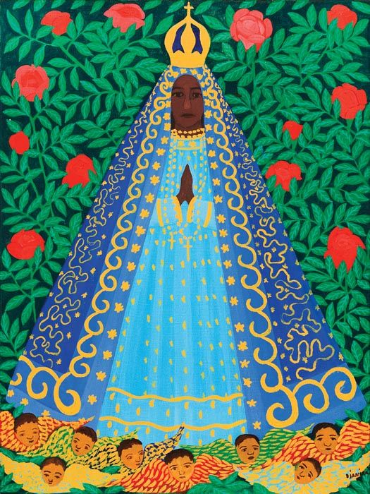 DJANIRA DA MOTTA E SILVA (1914-1979) Nossa Senhora da Aparecida