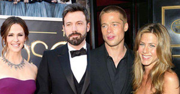 Jennifer Garner Compares Her Split From Ben Affleck to Brad Pitt and Jennifer Aniston's Divorce #Entertainment_ #iNewsPhoto