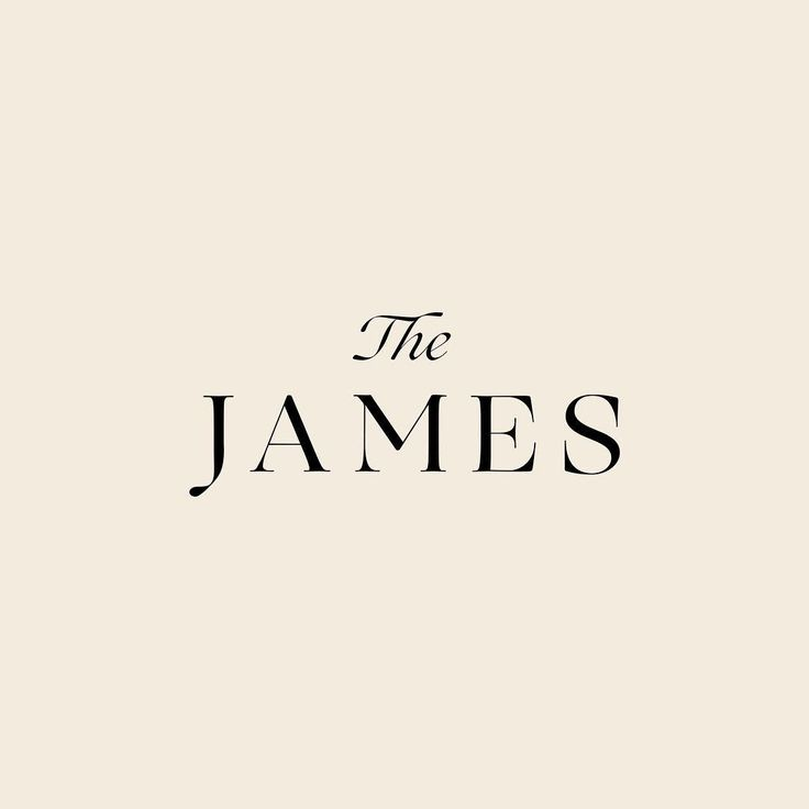 Simple and elegant logo design inspiration with serif fonts