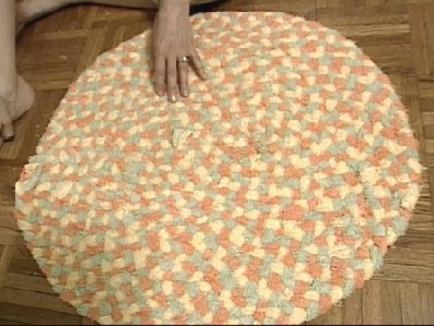 Braided Towel Rug The O Jays The Floor And Handmade