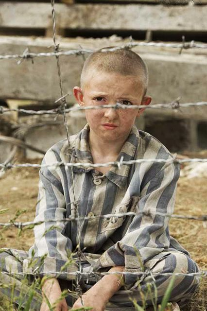 30 Movies That Will Rip Your Heart Out & Stomp On It #refinery29  http://www.refinery29.com/best-sad-movies#slide-22  The Boy In The Striped Pajamas  If Sophie's Choice and Life Is Beautiful taught us anything, the surefire formula for a devastating tearjerker combines the Holocaust with child mortality, and The Boy in the Striped Pajamas has both. 9-year-old Bruno's family relocates near a concentration camp when his father, an SS officer, is given a promotion. Little Bruno sneaks off ...