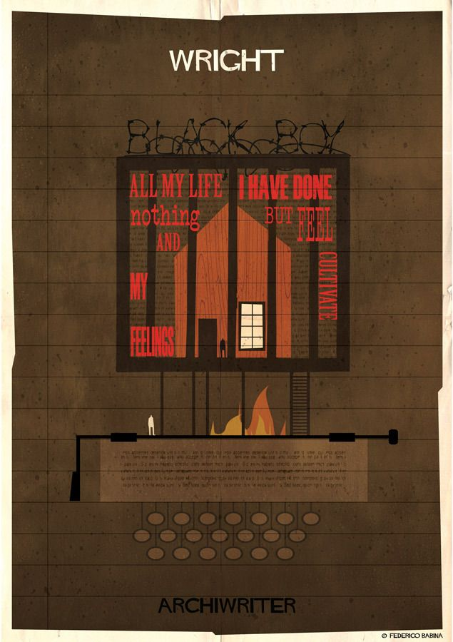 "Gallery of Federico Babina's ARCHIWRITER Illustrations Visualize the ""Architecture of a Text"" - 21"
