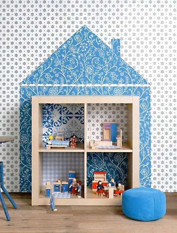 Ikea shelving unit - great for a kids bedroom or playroom
