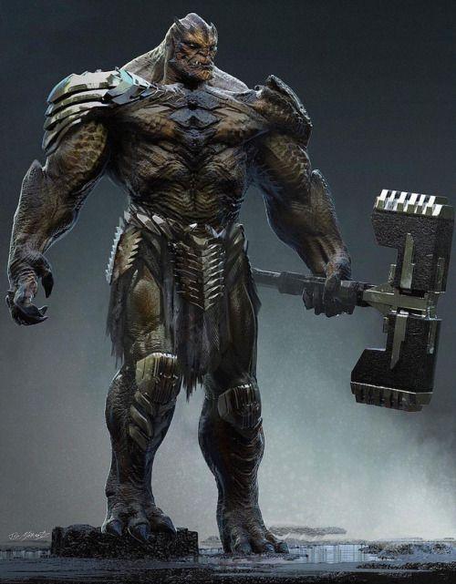 Cull Obsidian 'Infinity War' Concept Art - JS Marantz ...
