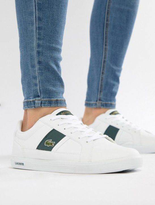 06c28761957 Lacoste Europa Trainers