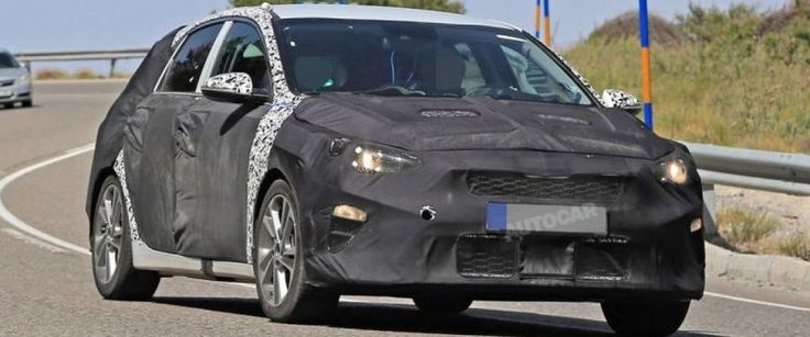 Next Generation KIA Cee'd Boasts 5 Versions Including a Crossover