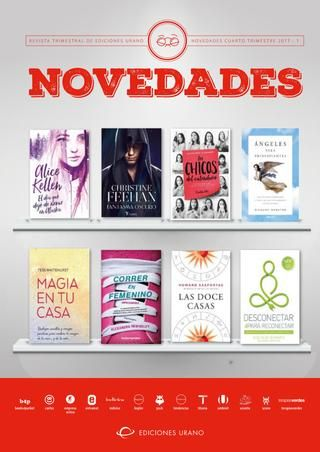 Revista Novedades 4º trimestre 2017