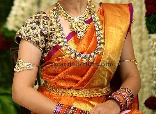 Ram Leela Haram Mango Set | Jewellery Designs