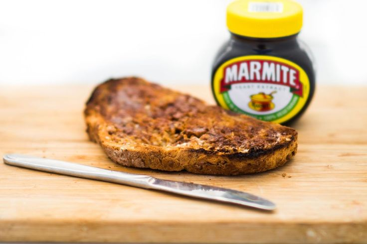 #food The Real Reason You Love or Hate Marmite #foodie