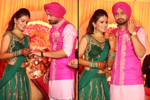 Everything You Need To Know About The Big Fat Punjabi Wedding of Harbhajan Singh And Geeta Basra - BollywoodShaadis.com
