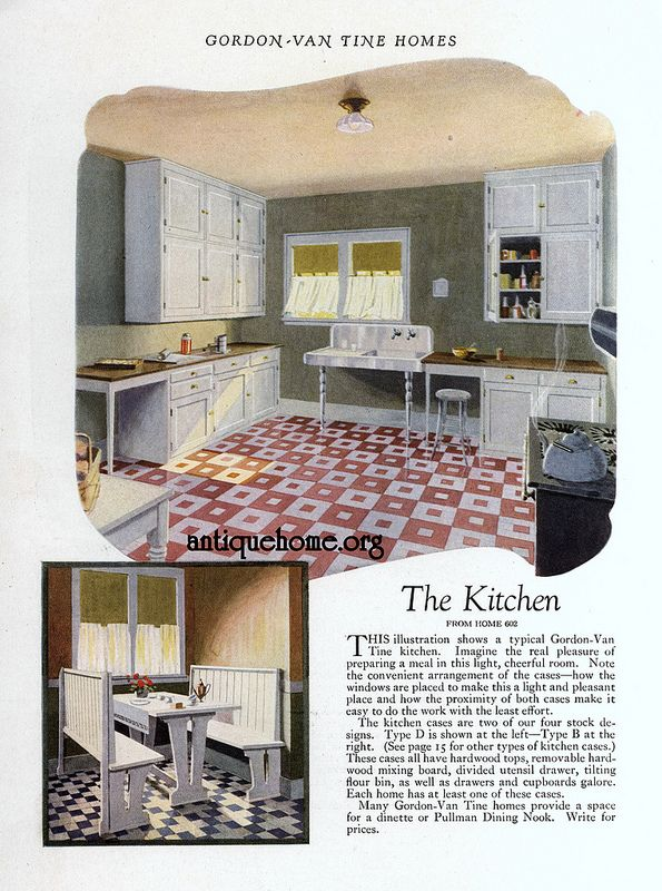 Early S Kitchen