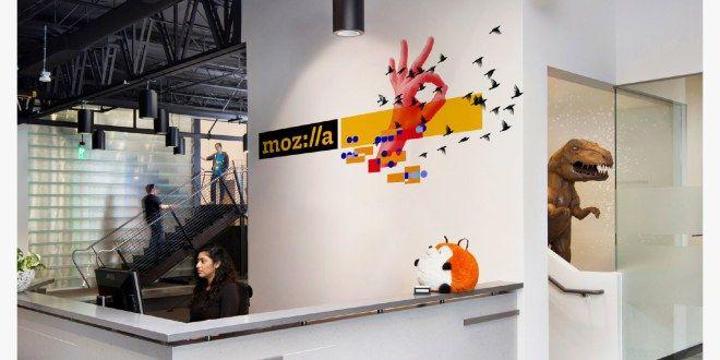 Mozilla'dan yeni Marka ve Logo