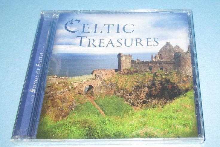 CELTIC TREASURES, SONGS OF FAITH - BRAND NEW!  (CD - 2012) Holiday Music Celtic #celtictreasures #celtic #holiday #music #musiccd #ChristmasWorldMusic http://stores.ebay.com/vinylrockretro