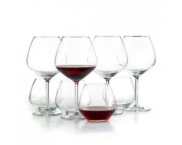 VIRTUOSA WINE GLASS, 8 PC - Wine Glasses - Dining | Stokes Inc. Canada's Online Kitchen Store
