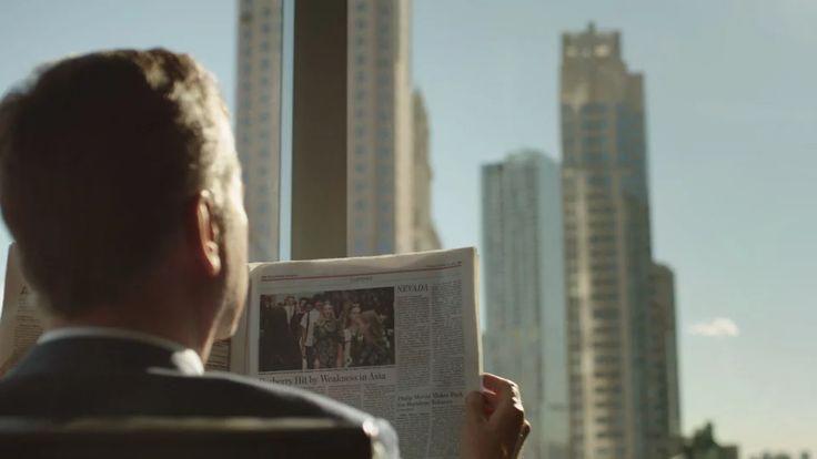 """Wall Street Journal """"Wherever Whenever"""" on Vimeo"""