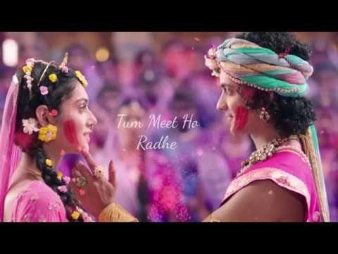 Radhe Krishna Tum Prem Ho Tum Preet Ho Serial Ringtone Download Free
