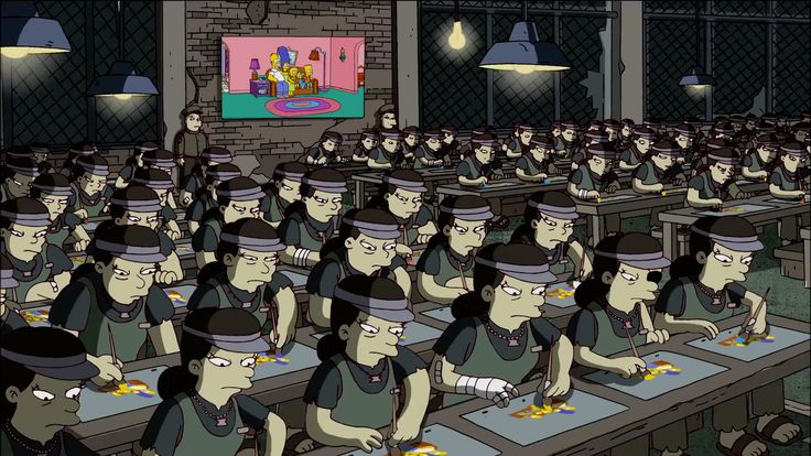 Watch 13 of the internet's best 'Simpsons' videos