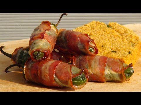 Sweet Jalapeño Poppers - YouTube
