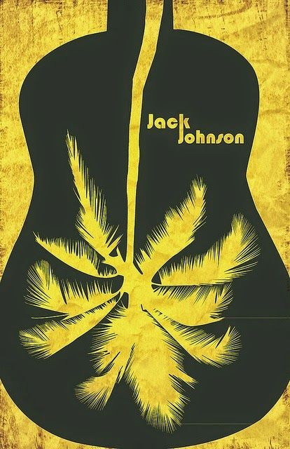 Nice Jack Johnson poster