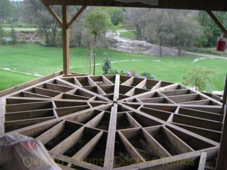 Octagon Deck Design Google Search Deck Framing