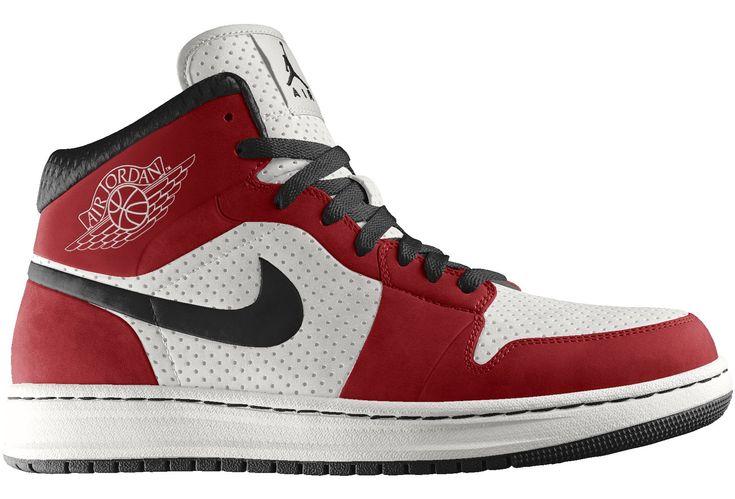 Nike Air Jordan Alpha 1 iD Basketball Shoe