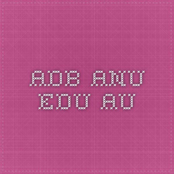 adb.anu.edu.au
