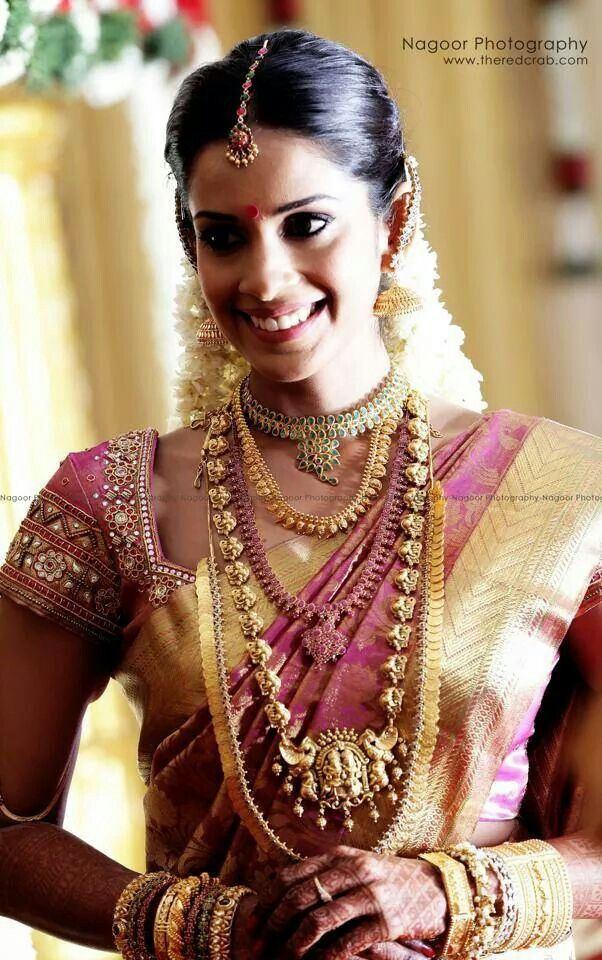 Indian Hair Idea 7 (Class Jasmine coming down back- I really like this look)
