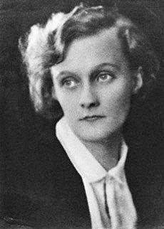 Astrid Lindgren in 1924