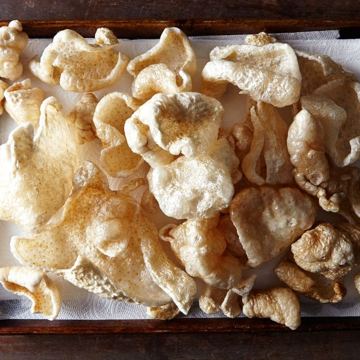 Chicharrón with Lime and Chili Salt  recipe on Food52