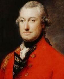 Lord General Charles Cornwallis by Thomas Gainsborough