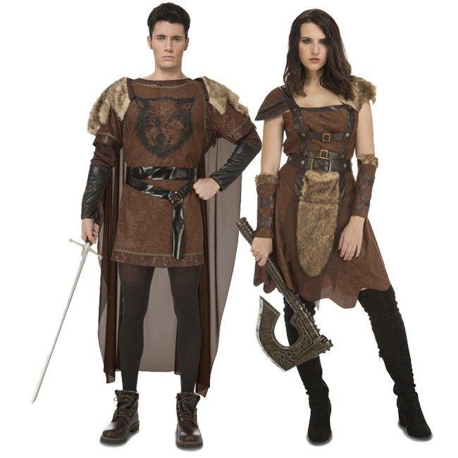 Pareja de Robb y Sansa Stark Juego de Tronos #parejas #disfraces #carnaval #novedades2017