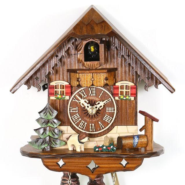 Cuckoo Clock - Black Forest House - Kuckucksuhren Shop - Original Kuckucksuhren aus dem Schwarzwald
