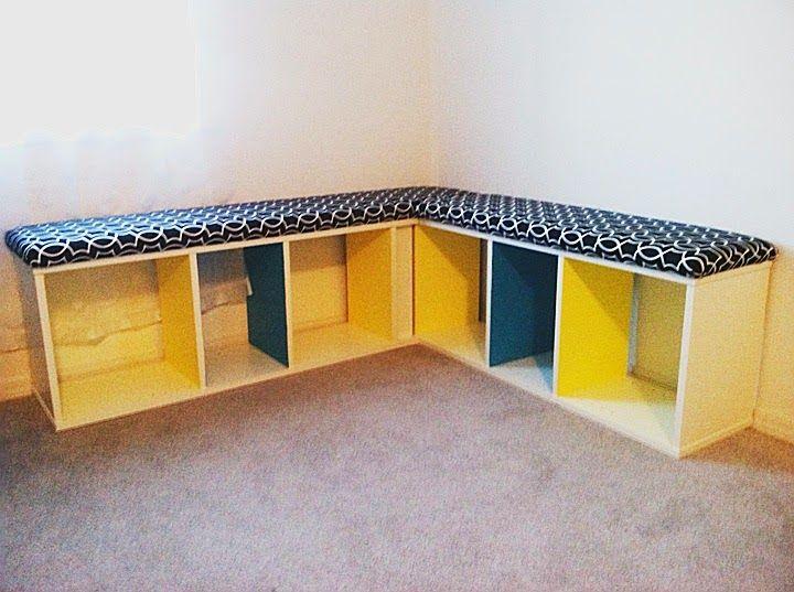 25 Best Ideas About Bookcase Bench On Pinterest Bookshelf Ideas Homemade Bookshelves And