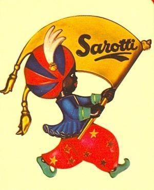 Sarotti – der Sarotti**** ist heute politisch inkorrekt – Gabriela G