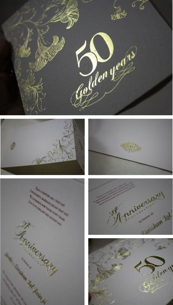 jain wedding invitation wording in hindu%0A I designed the invitation cards for the golden jubilee celebration of my  uncle and aunt u    s wedding