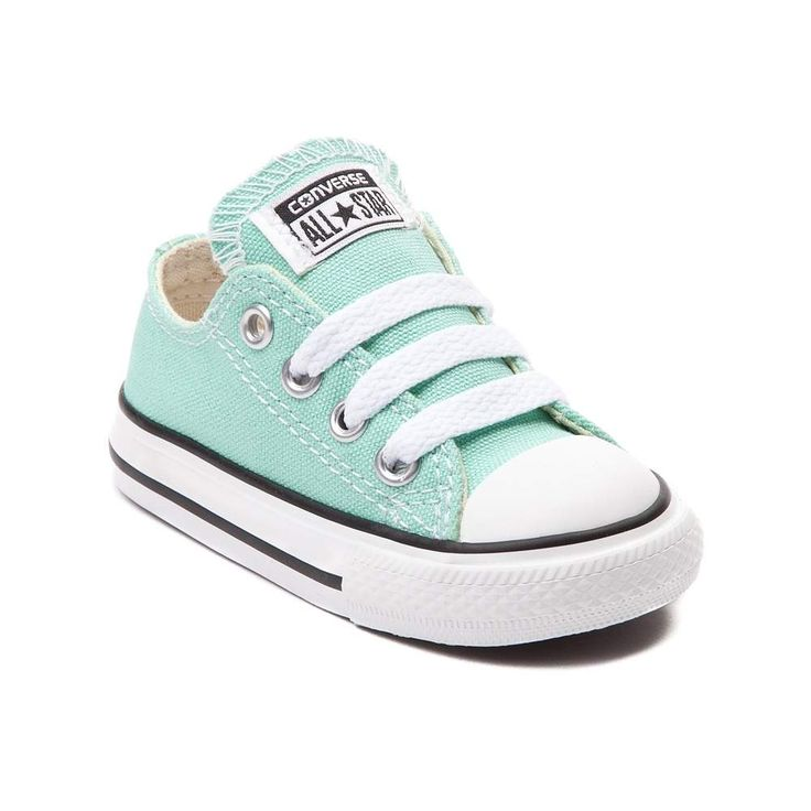 Really want both boys in these Journey's $29.99  Toddler Converse Chuck Taylor All Star Lo Sneaker