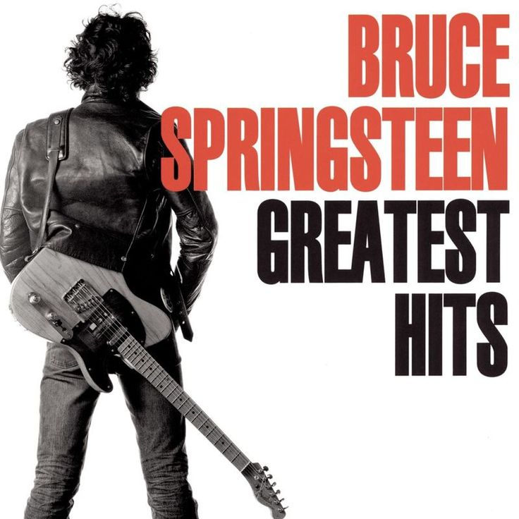 """Bruce Springsteen """"Greatest Hits"""""""