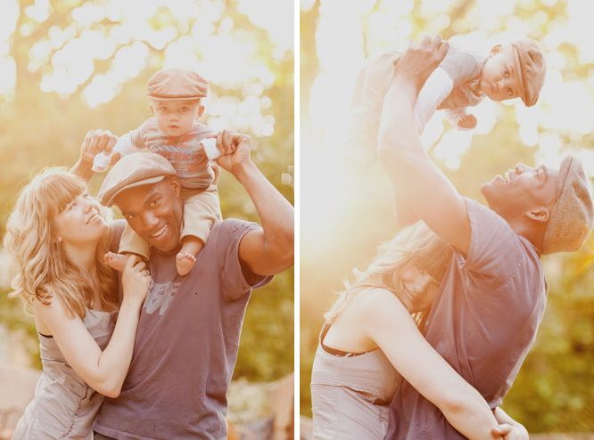 Love mixed race couples, of course! So cute!