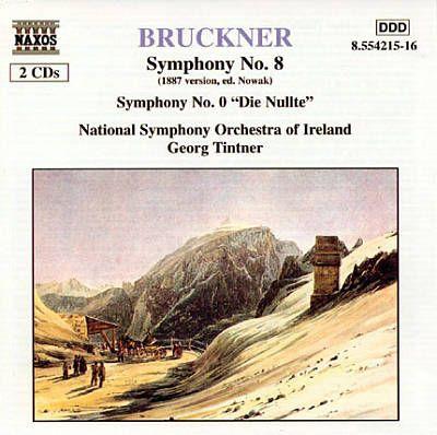 Anton Bruckner; Symphonies 8;0