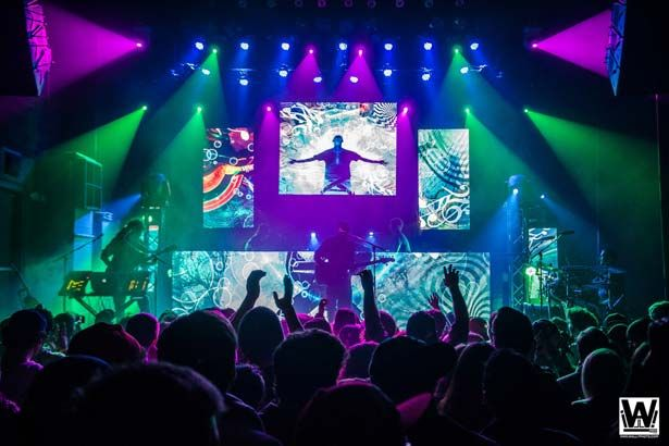Do You Love Livetronica? A Fan Of Sound Tribe Sector Nine? The Disco Biscuits?