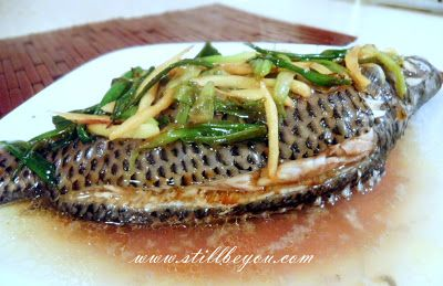 Easy asian tilapia congratulate